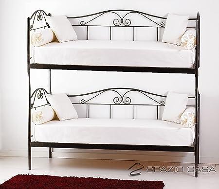 Canapé lit superposé Lola Glycine