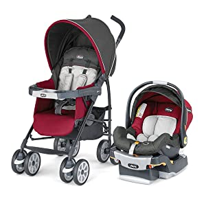 Chicco Neuvo Compact Travel System Review