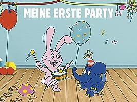 Meine erste Party