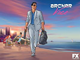 ARCHER SEASON 5 [HD]