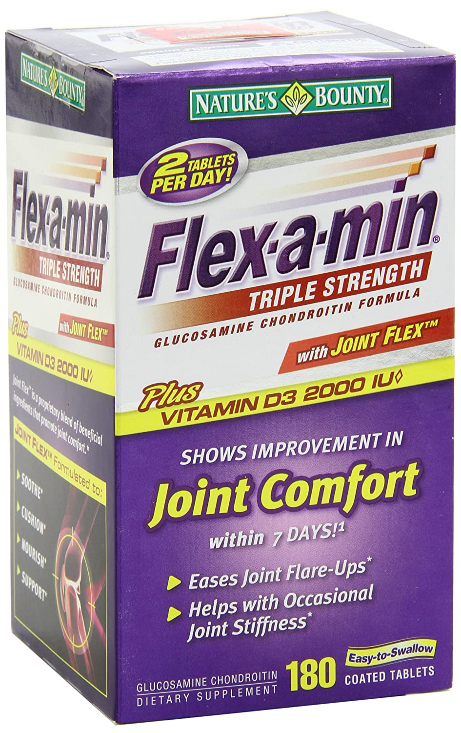 Flex-a-min triple strength