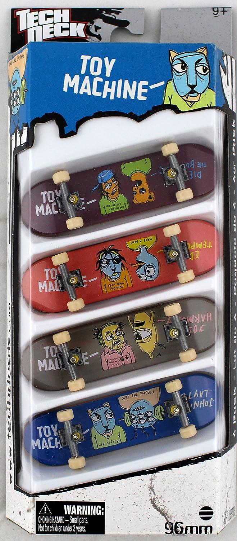 machine tech deck boards