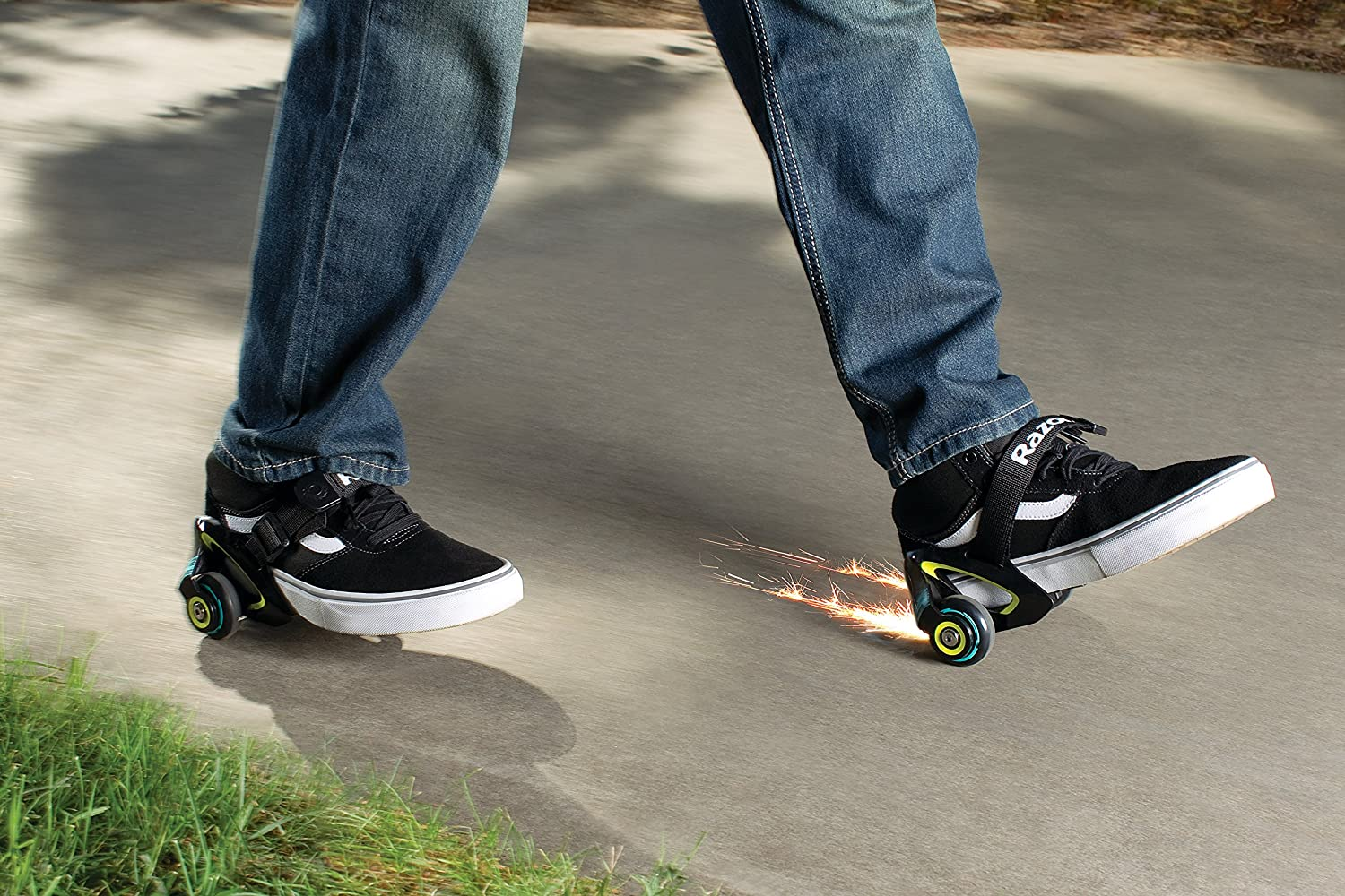 Razor Jetts Heel Wheels
