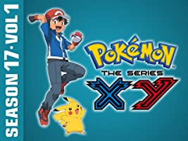 Pok�mon the Series: XY Season 17 Vol. 1