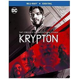 Krypton: The Complete Second & Final Season [Blu-ray]