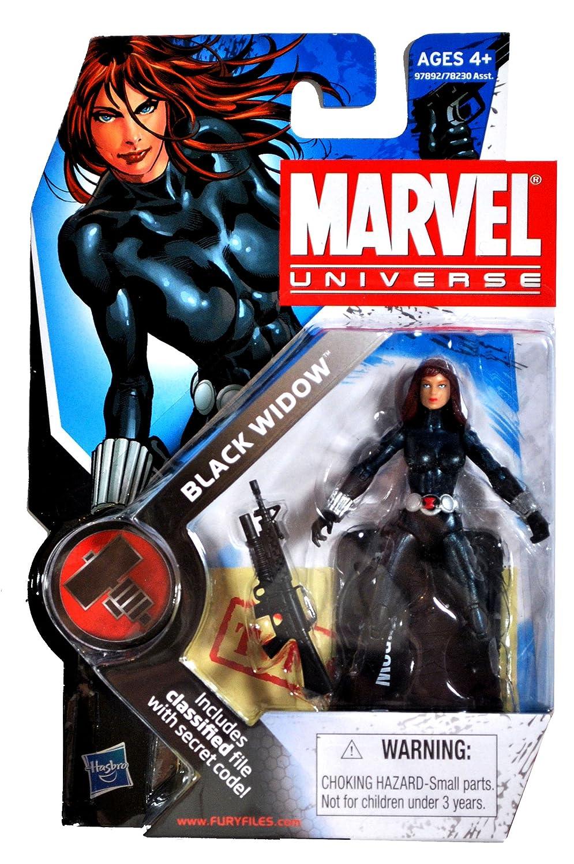 Hasbro – Figurine Marvel Universe Serie 2 – Black Widow 10cm – 0653569478188 jetzt bestellen