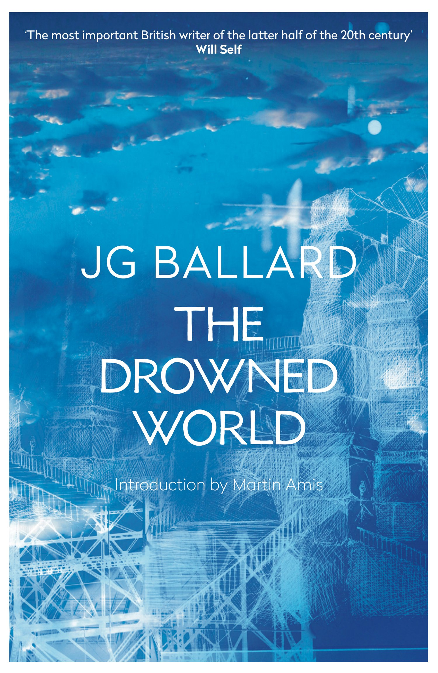 Buy THE DROWNED WORLD by J G Ballard