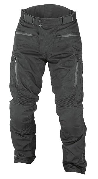 NERVE 1011040404_09 Highway Pantalon de Moto, Noir, Taille : 5XL