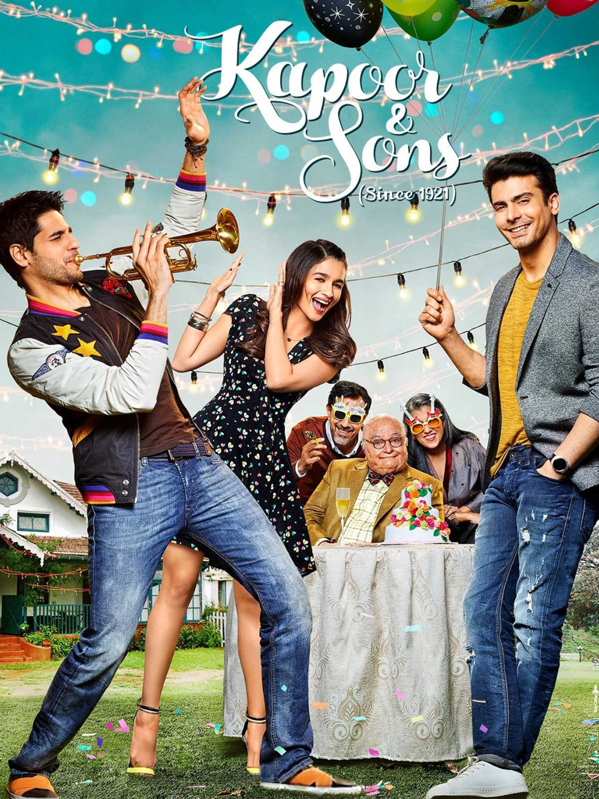 Kapoor & Sons (Since 1921) on Amazon Prime Instant Video UK