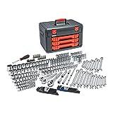 KD Tools KDT 80942 239-Piece SAE/Metric Socket and Ratchet Set