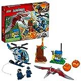 LEGO Juniors Pteranodon Escape 10756 Building Kit 84 pieces