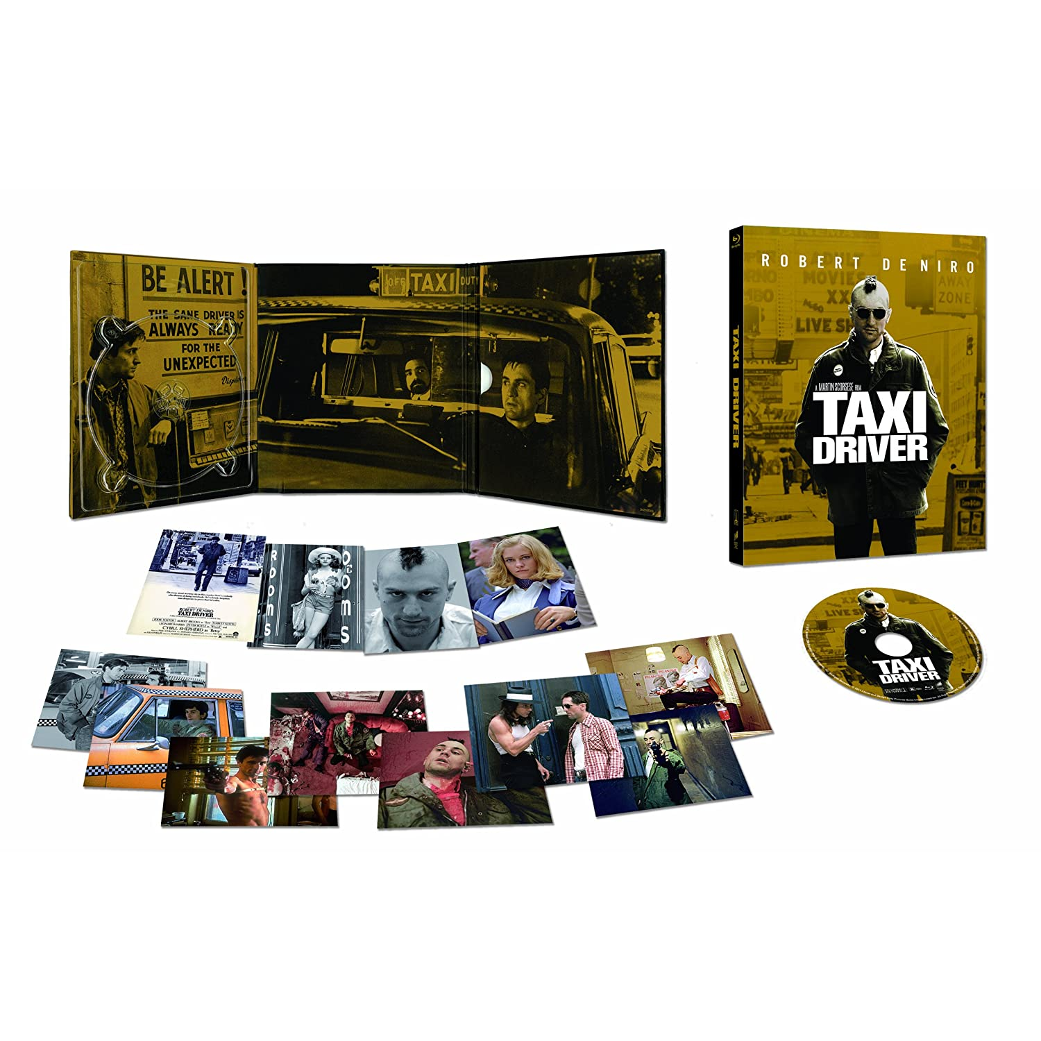 Taxi Driver Collectors Edition