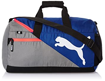 puma gym bag gold