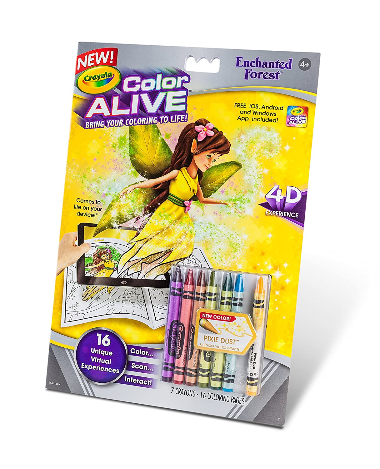 Crayola Giant Coloring Pages Barbie : Crayola barbie coloring pages