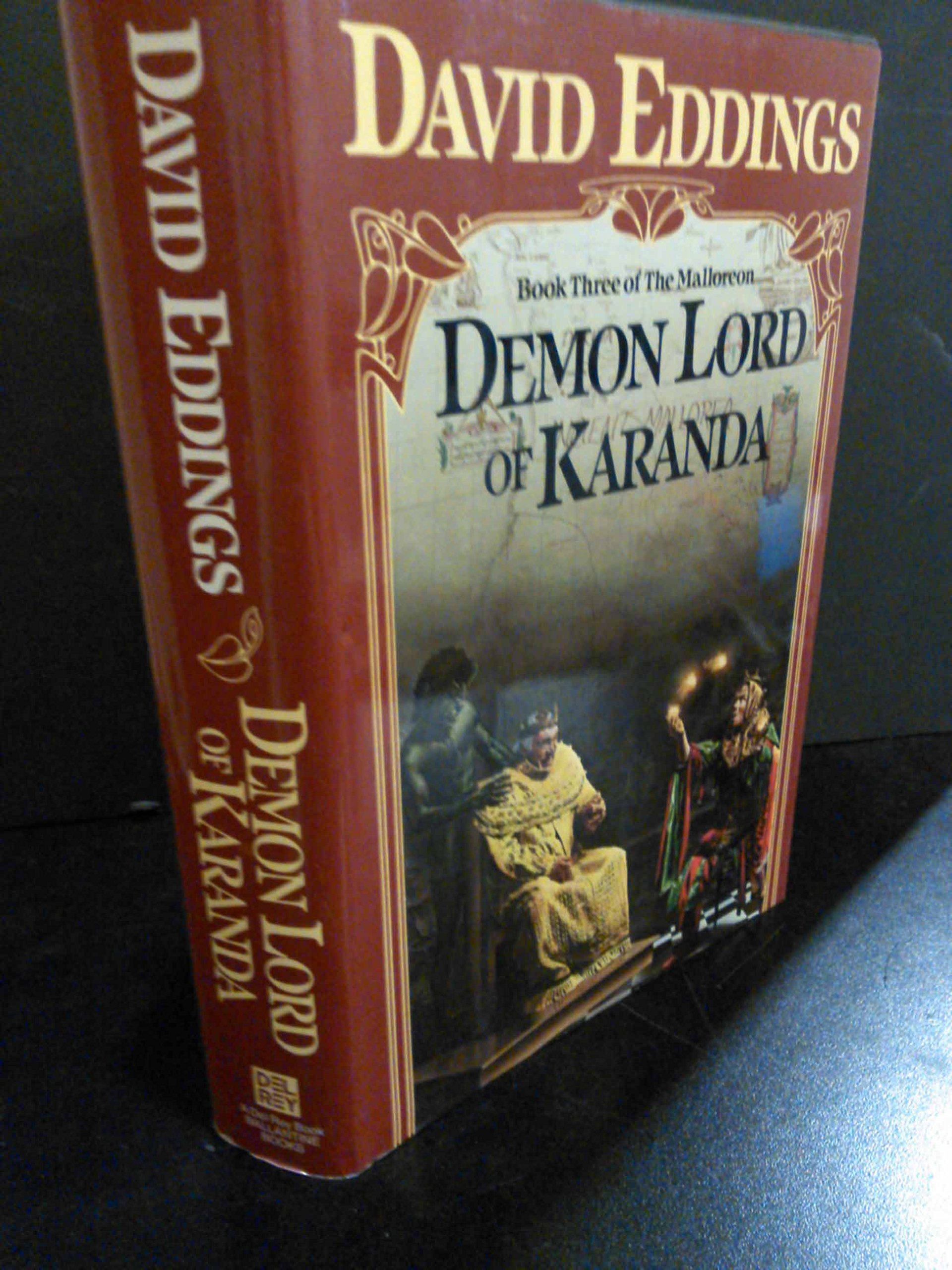 Demon Lord of Karanda (Book Three of The Malloreon), Eddings, David