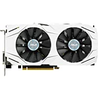 Asus DUAL-RX480-O8G Radeon RX 480 8GB GDDR5 Fan OC Edition Graphic Cards + AMD DOOM