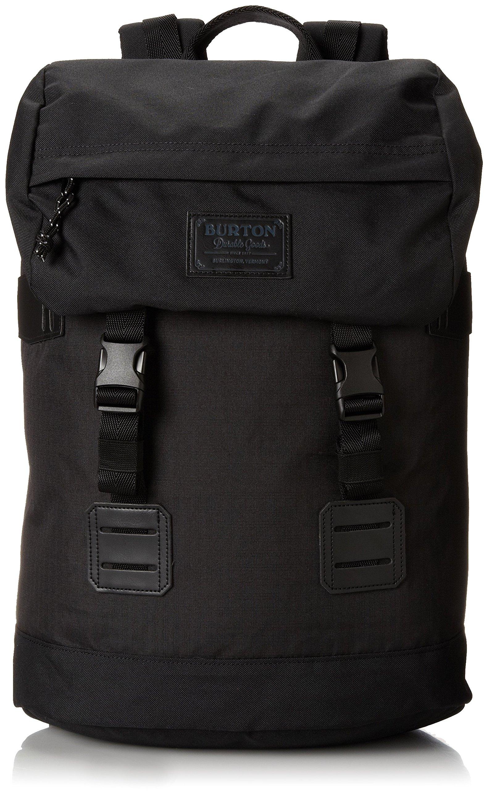 burton tinder pack true black triple ripstop ebay. Black Bedroom Furniture Sets. Home Design Ideas