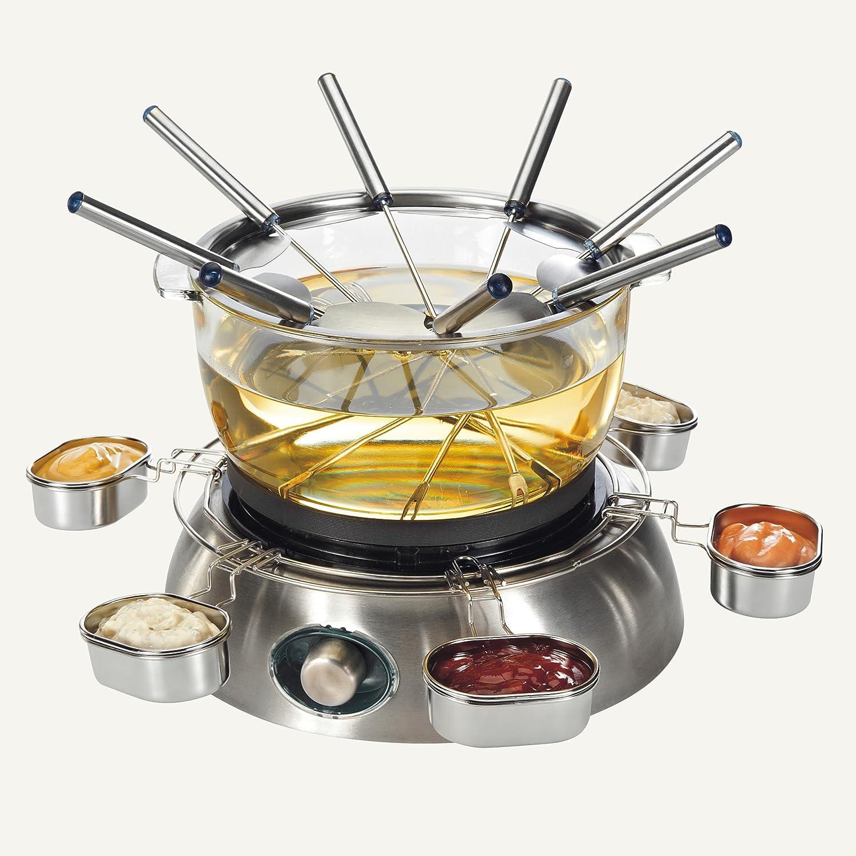Appareil fondue chinoise - Appareil a fondue savoyarde traditionnel ...