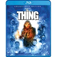 The Thing Collector's Edition on Blu-ray