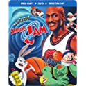 Space Jam 20th Anniversary Steelbook on Blu-ray