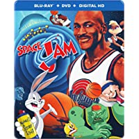 Space Jam 20th Anniversary on Blu-ray (Steelbook Combo)