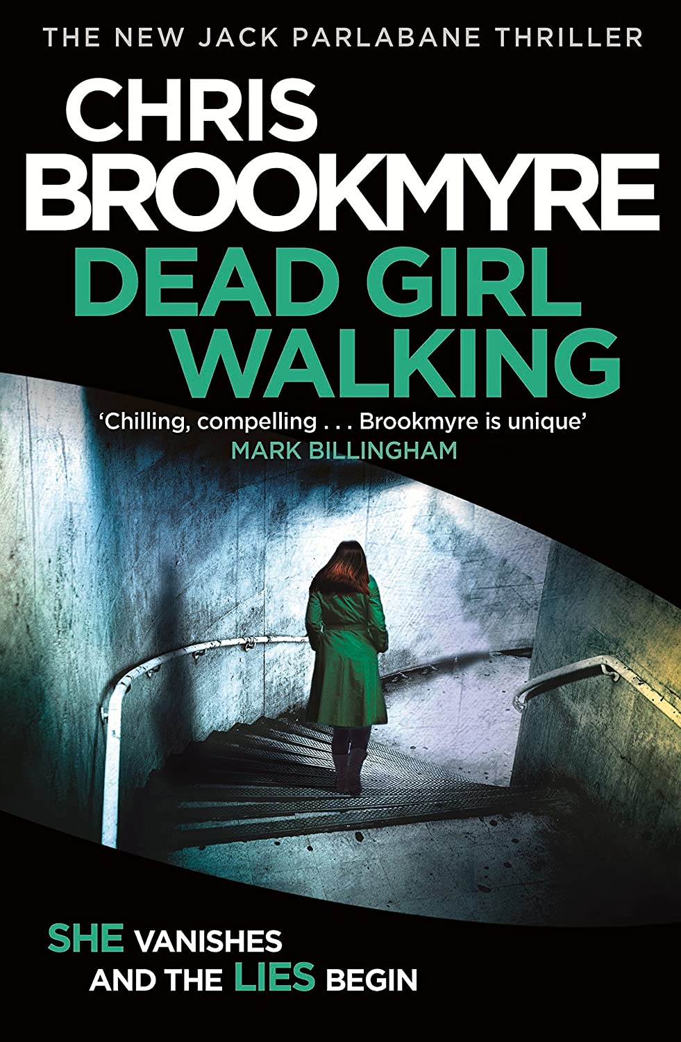 Dead Girl Walking Book Cover