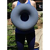 Premium Inflatable Donut Cushion by Lemon Hero - Discreet 16
