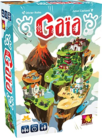 Tiki Editions 002863–Jeu de Société–Gaia