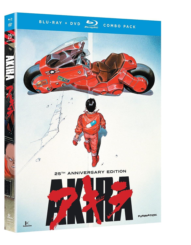 Akira: 25th Anniversary Edition Blu-Ray