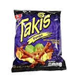 Barcel Chips Takis Fuego 4 Oz Bag by Leadoff