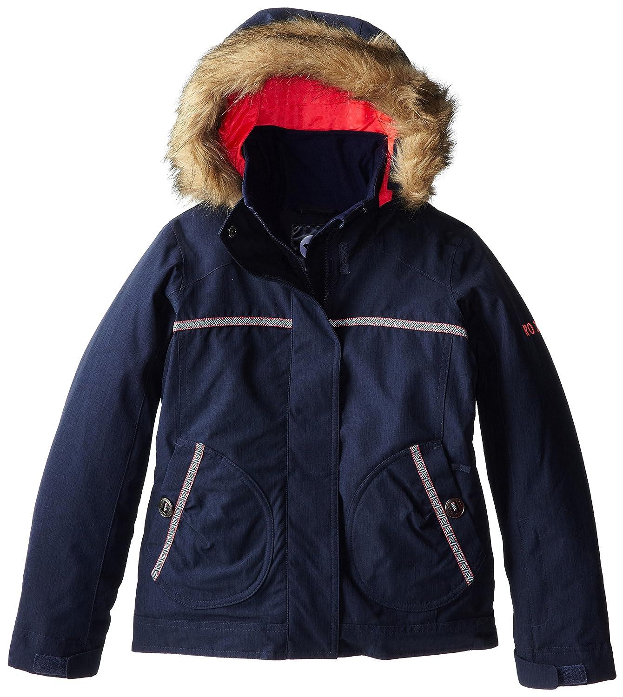 Kinder Snowboard Jacke Roxy Hazy Jacket Girls jetzt bestellen