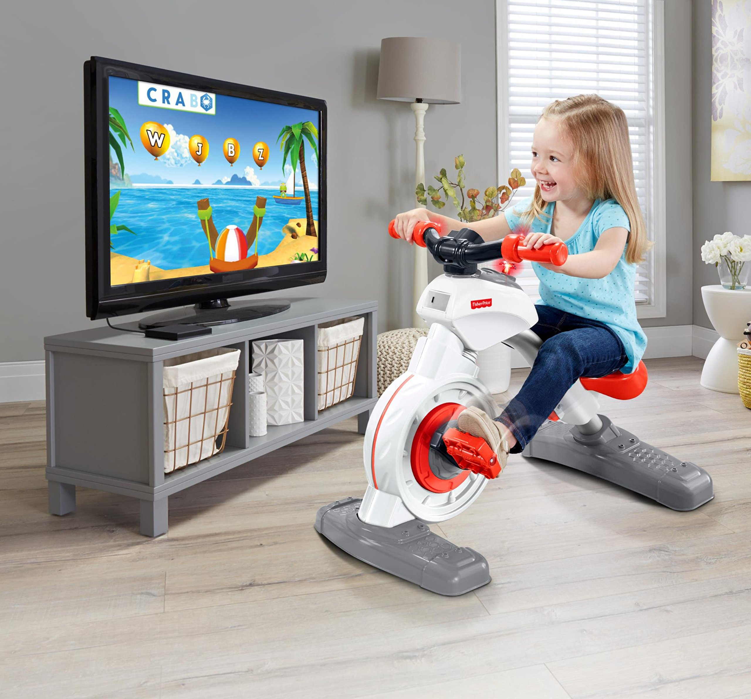 Think Learn Fisher Price Smart Cycle