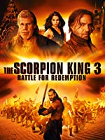 Scorpion King 3: Battle For Redemption