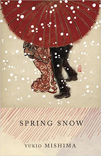 Spring Snow: The Sea of Fertility, 1 (Vintage International)