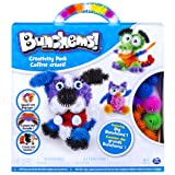 Bunchems - Creativity Pack Featuring Big and 350+ Pieces (Color: Blue, Tamaño: 11.25)