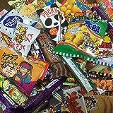 SUPER Dagashi Box Japanese Snacks 100pcs Umaibo Candy Gumi potato Chip Kitty chocolate