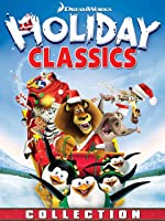 DreamWorks Holiday Classics [HD]