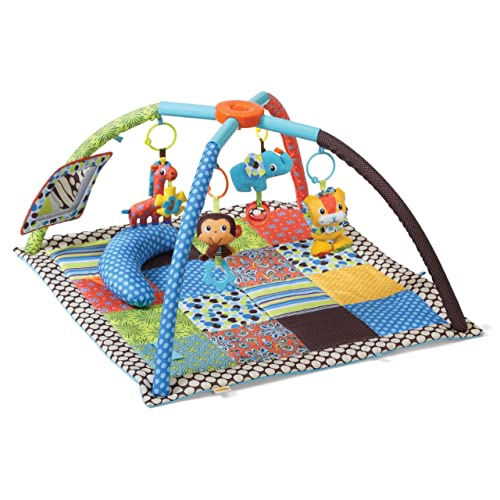 "Infantino Twist and Fold Activity Gym Vintage Boy Baby Activity Playmate"" /></span><span style="