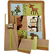 Lambs And Ivy Woodland Tales Baby Bedding Collection