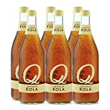 Q Drinks, Q Kola, Spectacular Kola, Premium Mixer, 500 ml Bottle (Case of 6)