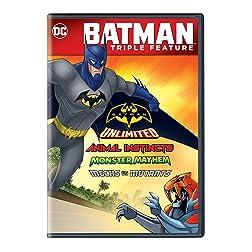 Batman Unlimited Triple Feature (DVD)