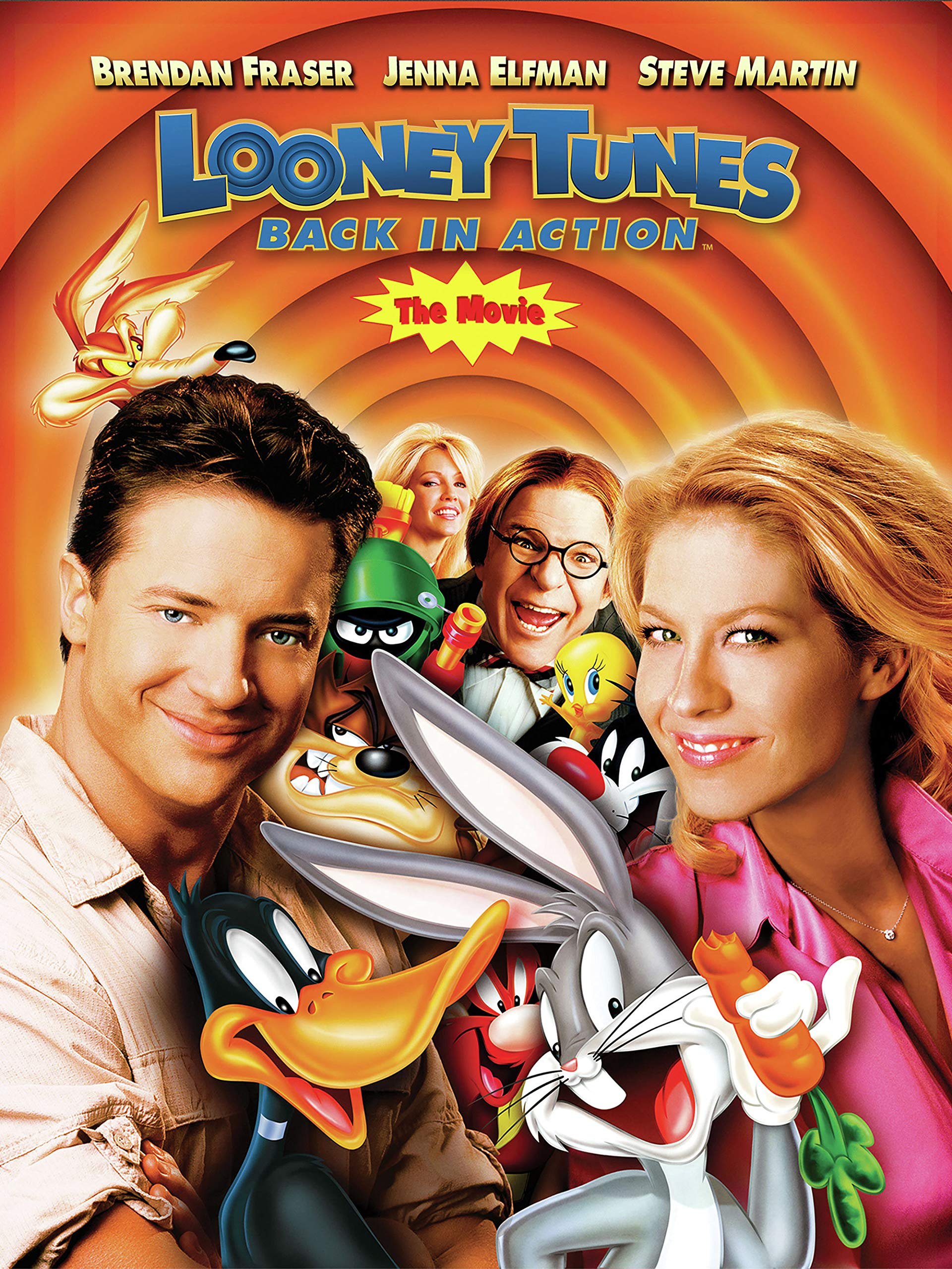 Looney Tunes - Back in Action on Amazon Prime Video UK