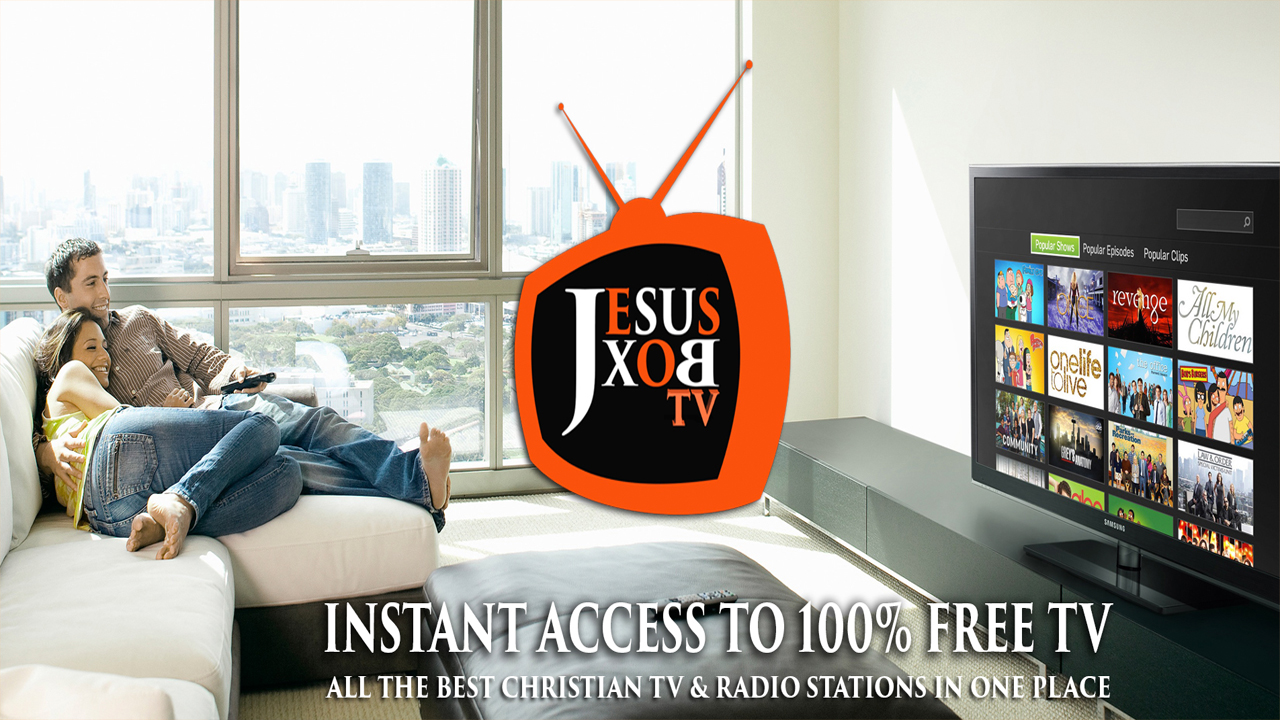 JESUS BOX TV: Amazon.co.uk: Appstore for Android