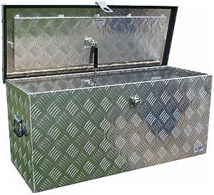 Truckbox D120 Werkzeugkasten, Deichselbox, Transportbox, Alubox, Alukoffer  BaumarktKundenbewertung und weitere Informationen