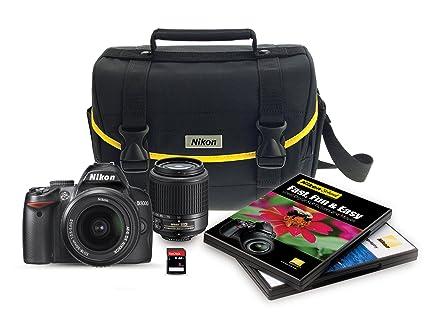 Zoom Nikon D3000 Nikon D3000 Dslr 6 Piece