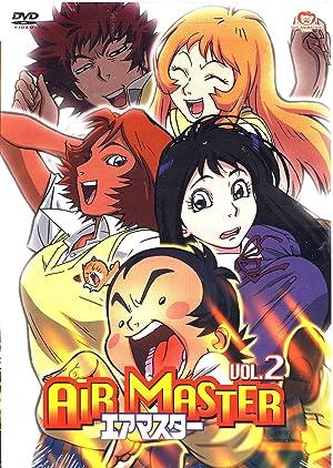 エアマスター DVD-BOX