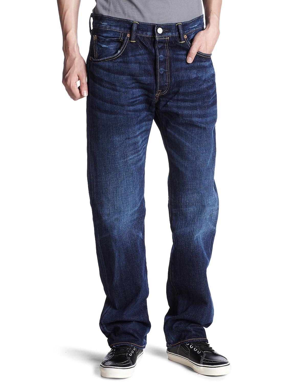 Amazon.co.jp: (リーバイス)Levi's 501 ダークカラー/CONE MILLS 12.5oz 00501-1168: 服&ファッション小物通販