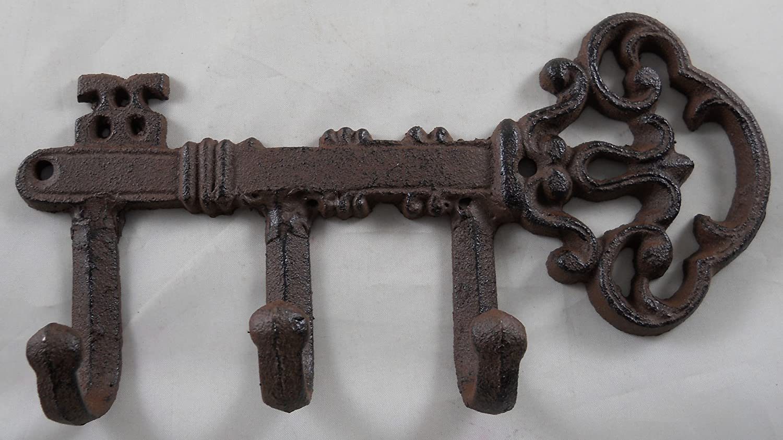 Decorative Key Hooks For Wall