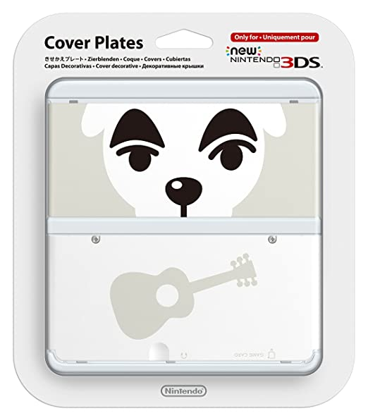 Neue Animal Crossing Zierblenden für den New 3DS 91CWoBzDOsL._SX522_