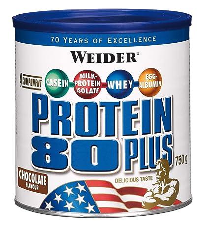 Weider 80 Plus Protein, Schokolade, 750g Dose